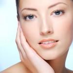Normale Haut - die Gesunde Haut