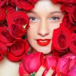 Feuchtigkeitsmaske aus Rosen
