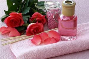 Kunste der Aromatherapie