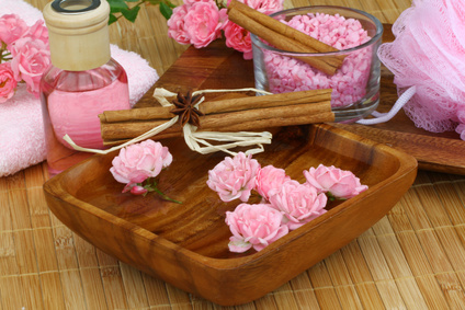 Aromatherapie eine natürliche Methode zu heilen